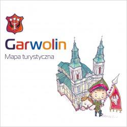 Garwolin - mapa dla dzieci...