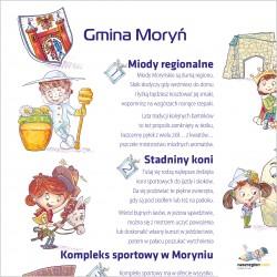 MORYŃ – mapa dla rodzin i dzieci od Nasz Region!