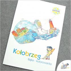 Kołobrzeg – bajka kolorowanka od Nasz Region