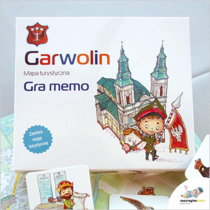 Garwolin -Gra memo memory dla rodzin i dzieci od Nasz Region!