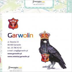 Garwolin -Gra memo memory dla rodzin i dzieci od wydawnictwo Nasz Region!