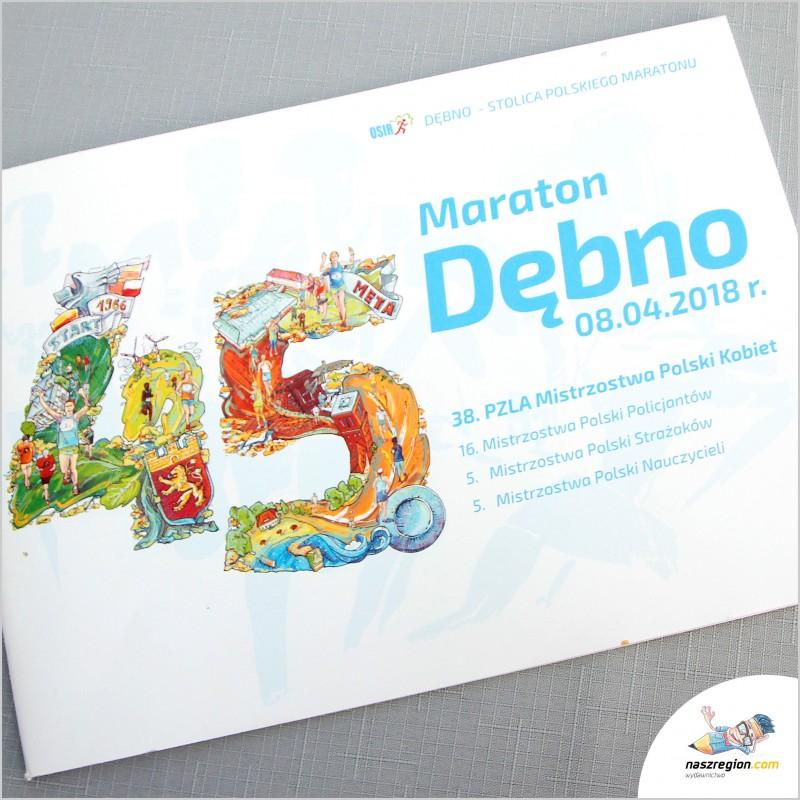 45 Maraton Dębno - 45 Marathon Debno